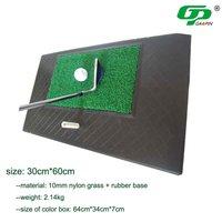 LQX506 mini Golf mat good quality grass a real-nice swing feeling