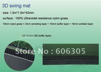 GP1515A  3D 3Layers Golf swing mat