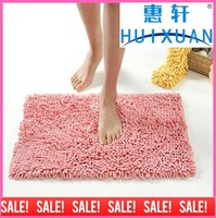 Polyester Microfiber Chenille Carpet for home