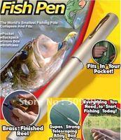 Free Shipping  pen fishing rods / mini fishing rod