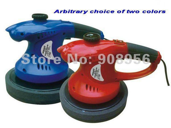 2012 new 12V smart spray wax Polishing wax,car electric polisher,waxing machine,sponge polisher,car polisher,Reasonable freight(China (Mainland))