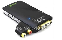 New USB TO VGA/DVI/HDMI Display Adapter with audio USB External Video Graphics Card (Extends your desktop work) HD 1080P