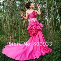 boutique Tube type new wedding wedding wedding Rose trailing