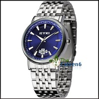 Наручные часы 2012 High Quality Fashionable Automatic Mechanical PU Leather Wrist Watch Hot Sell Top Brand Winner Style Best Price WY8045