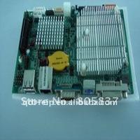 Free shipping 3.5 ' IPC Motherboard EIPC-N270