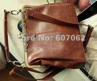 free shipping,100% Brand New Special Design Retro Vintage Ladies Shoulder Purse Handbag Totes Bag