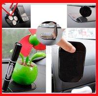 5pcs/lot,Black Wholesale New Anti-slip mat,sticky pad, non-slip pad, Car Anti-slip Pad,Free Shipping