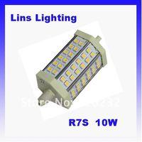 LED Flood Lights Light source R7S 10W 5050 SMD 3000K 4500K 6000K AC85-265V Lins Lighting