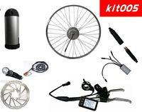 Wholesale DIY Electric bike conversion kit E-bike kits with bottle battery Electric Bicycle Hot Sale- Kit005