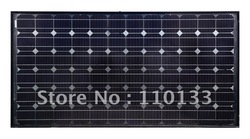 EU Stock 185W Black Solar PV Panel (Mono)(China (Mainland))