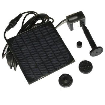 70pcs/lot Pool Water Pump Garden Plants Watering Kit Solar Power Fountain Soar Pump/Water Pump