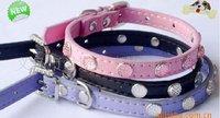 Pet collar, the dog, collar, direct manufacturers, PU material