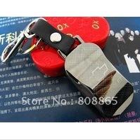 K1267 free shipping12pcs/lot car keychain Chevrolet car key chain fashion keychain leather key ring high-grade quality keychains
