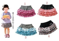 Hot sale Baby skirt ,baby girl Cupcake Skirt,baby clothes 16pcs/lot Mixed size and color