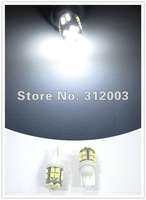 Free shipping 10 pcs/pack Car clearance light, T10 SMD bulb, 24 pcs 3020 SMD light, High bright LED light