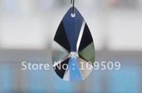 EMS Free Shipping,38mm Clear Machine Cut Crystal Chandelier Prisms/Glass Beads for Chandeliers
