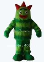 AM0059 deluxe yo gabba gabba character brobee mascot costume cartoon character costumes party costumes