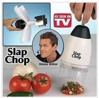 Free shipping Slap Chop & Graty Combo Food Chopping machine 12pcs New  Food Chopper machine Grater Chop,vegetable chopper