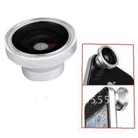 10pcs/lot 180 Degree Fish Eye Wide Angle Lens for Phone Camera  #1127