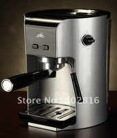 Only For Russian Buyer,Semi Cappuccino Coffee Machine+Coffee Capsule to make espresso coffee, 3 in 1 function+Free Shipping