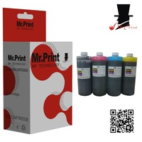 Набор чернил Mr.Print Universal 4 Color+100ML Sublimation Ink For Brother, For Brother Refillable cartridge and CISS