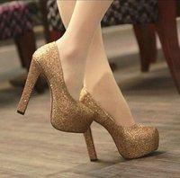Туфли на высоком каблуке sexy Stiletto high heels shoes 14cm solid color silks satins flower high-heeled pump shoes princess shoes Q900