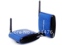 5.8 G AV cable wireless transmitter  and receiver keep away of other signal disurb