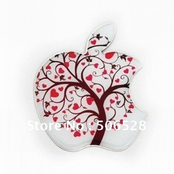 Free Shipping 5PCS/Lot Creative Apple Mirror;Mother's Day Gift;Cosmetic Mirror;Fashion Mirror;Funny Gift;Novelty Item