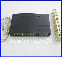 DHL Free Shipping 8 CH USB Telephone Recorder/Phone Recorder