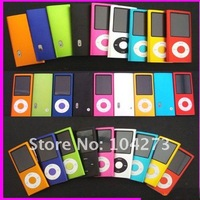 5th 8GB MP3 player 2.0 LCD Camera Scroll Wheel 1.3MP Camera Fashionable Mp3/ MP4 player