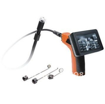 Portable Borescope wireless inspection camera 8820AL with SD Card Recording and Professional Tool Case Packing(China (Mainland))