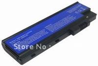 New 5200mAh OEM battery for Acer 3UR18650Y-2-QC236, Acer 3UR18650Y 2 QC236, Aspire 7000 ,9300 , 9400 , 9410 , TravelMate 5620