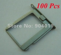Lots of 100 Pcs SIM Card Slot Tray Holder for Apple iPhone 4G