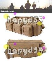 19pcs Transformers Molle paintball assault bag pack runaway airborne shoulder travel bag free ship