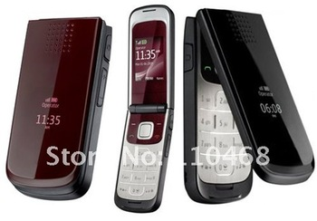 Freeshiping via EMS 5pcs/lot  original 2720 unlocked mobile phone flip cheap phones