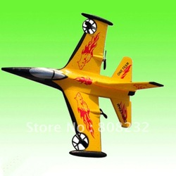 Free Shipping! Wholesale 4CH Rc Radio F-16 Fighter plane Air Glider plane fighter aircraft airplane New Arrival !!!(China (Mainland))