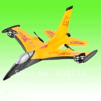 New Arrival!!! FREE SHIPPING Plane toy 4CH Rc Radio F-16 Fighter plane EEP material