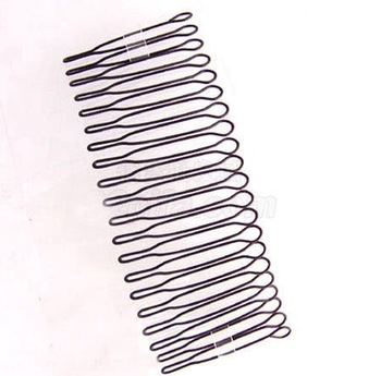Wholesale-120pcs/1lot.Fashionable and New Design Hair Comb.Free shipping!!