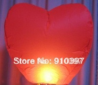 Free Shipping romantic Wedding /holiday/birthday , CHINESE Kongming heart Sky Lanterns, Wishing Lamp