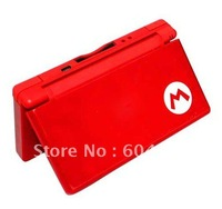 Cheap price handheld game player Mario Red color + 4GB memory card with 280 games in box free shipping