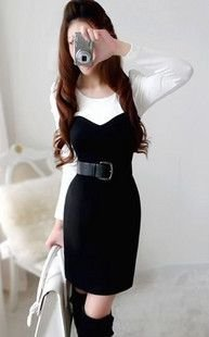 Long Sleeve White Dress on Long Black Dress Sleeves Long Skating Dresses   Women Dress Gallery