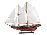 Bluenose wooden sailing ship Best price  HAb-098
