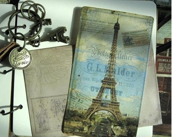 800pieces Packed picture postcard / card / Tokyo, and Paris papers / -50 (3 designs),Art, adornment stickers FREE Gift 105 pes