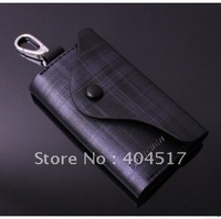 free shipping!High quality men leather key wallets.car key wallets.