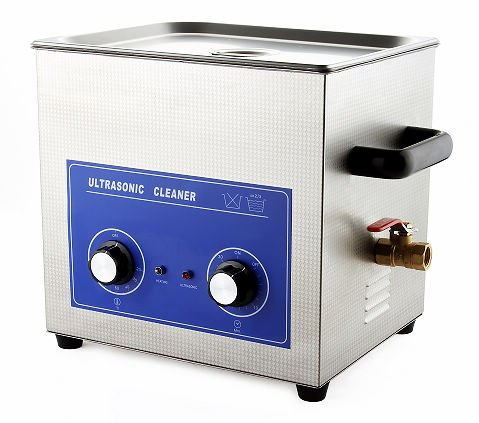 Ultrasonic cleaning machine PS-40 / computer motherboard ultrasonic cleaning machine/metal parts cleaning equipment(China (Mainland))