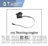 Newest QS 9012 RC helicopter spare part 9012-15 9012-015 steering engine For QS9012 helicopter low shipping fee wholesa boy toy