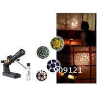 Hot Sale ! ABS  Science Kaleidoscope Dynamic Projection Type Kaleidoscope Best Gift