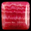 Mixed Shape - 20Pcs/Lot Argentine Rhodochrosite Square Oval Teardrop CAB Cabochon Wholesale for Ring Decoration Free Shipping