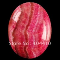 Mixed Shape - 20Pcs/Lot Argentine Rhodochrosite Oval Square Teardrop CAB Cabochon Wholesale for Ring Decoration Free Shipping