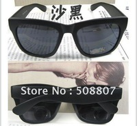 new   fashion sunglasses women sunglass eyeglass spectacles black free shipping
